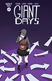 Giant Days #32
