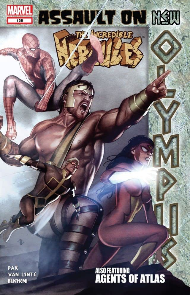 Incredible Hercules #138