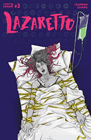 Lazaretto #3 (of 5)