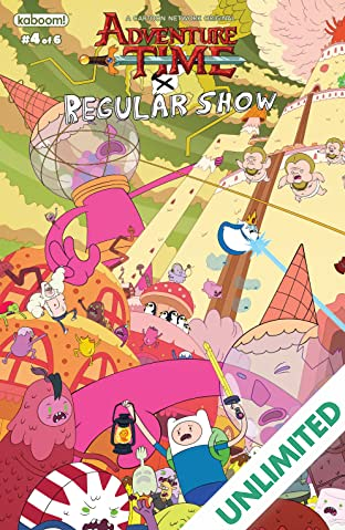 Adventure Time/Regular Show #4