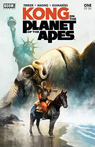 Kong on the Planet of the Apes No.1 (sur 6)