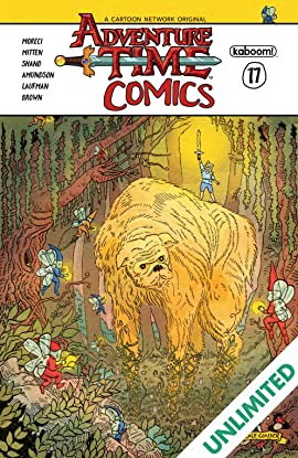 Adventure Time Comics #17