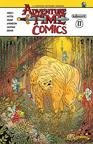 Adventure Time Comics No.17
