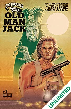 Big Trouble in Little China: Old Man Jack #3
