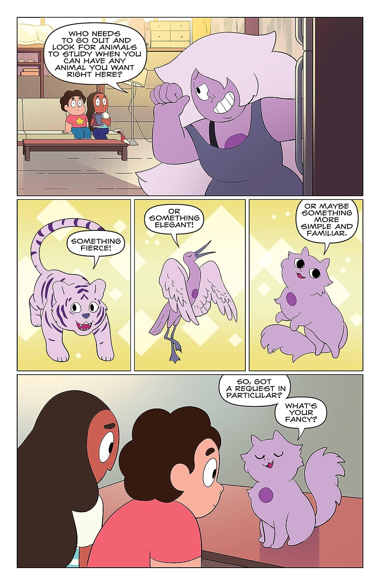 Steven Universe (2017-) #10