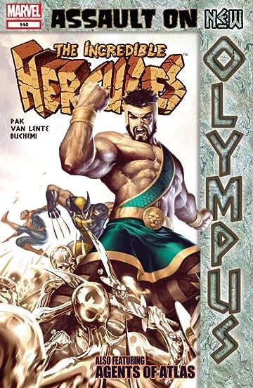 Incredible Hercules #140