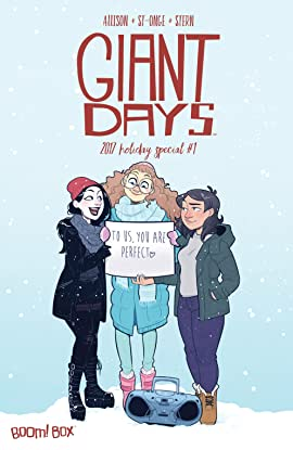 Giant Days 2017 Holiday Special No.1