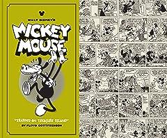 Walt Disney's Mickey Mouse Vol. 2: Trapped on Treasure Island