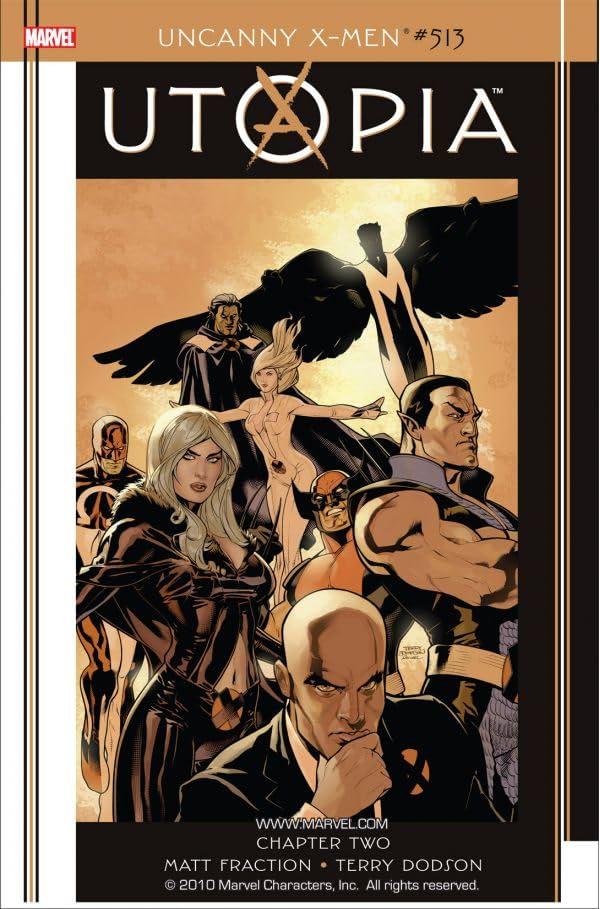 Uncanny X-Men (1963-2011) #513