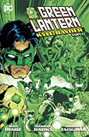 Green Lantern: Kyle Rayner Vol. 1