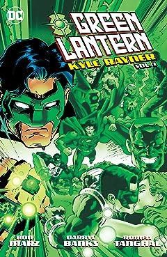 Green Lantern: Kyle Rayner Tome 1