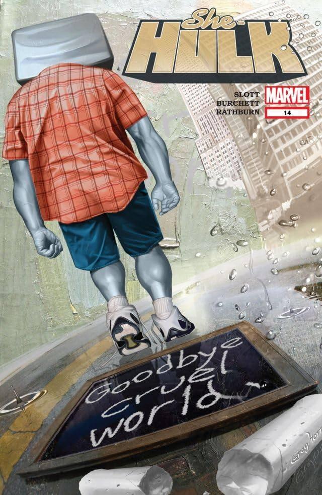 She-Hulk (2005-2009) #14