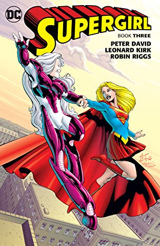 Supergirl: Book Three