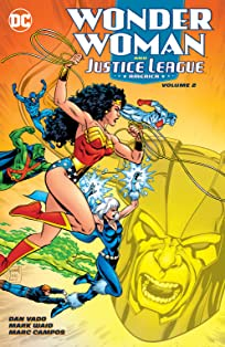 Wonder Woman & the Justice League America Vol. 2