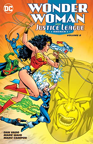 Wonder Woman & the Justice League America Tome 2