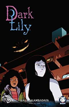 Dark Lily #5