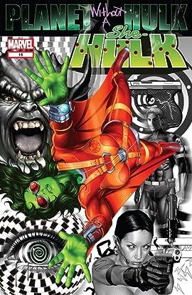 She-Hulk (2005-2009) #15