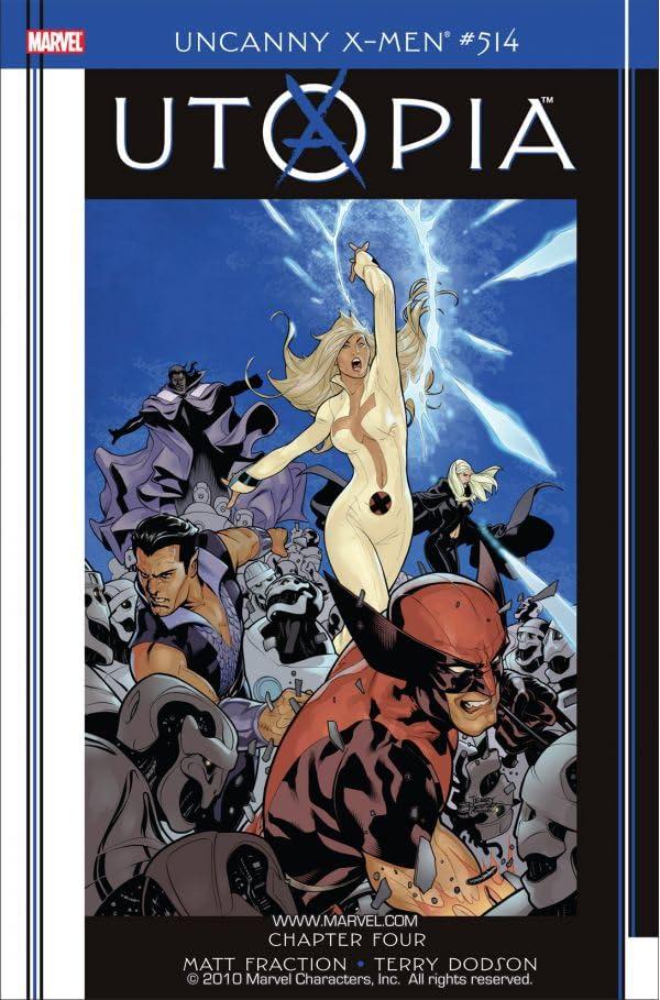 Uncanny X-Men (1963-2011) #514