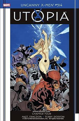 Uncanny X-Men (1963-2011) No.514