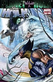She-Hulk (2005-2009) #16