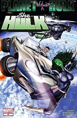 She-Hulk (2005-2009) #17