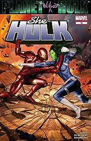 She-Hulk (2005-2009) #18