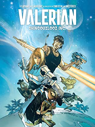 Valerian and Laureline By...
