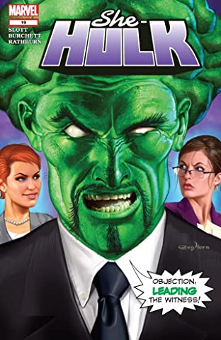 She-Hulk (2005-2009) #19