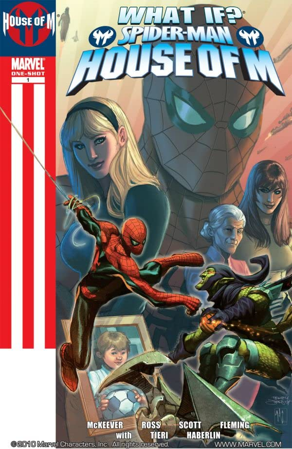 What If? Spider-Man: House of M #1