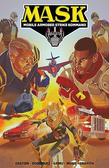 M.A.S.K.: Mobile Armored Strike Kommand Vol. 2: Rise of V.E.N.O.M.