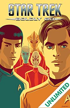 Star Trek: Boldly Go Vol. 2