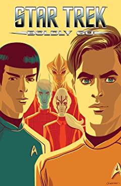 Star Trek: Boldly Go Tome 2