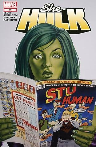 She-Hulk (2005-2009) #20