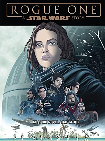 Star Wars: Rogue One Graphic Novel Adaptation