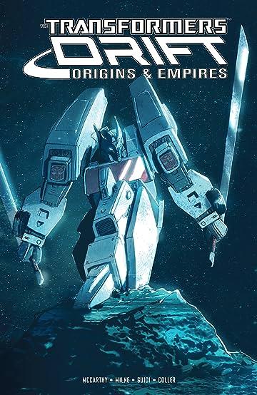 Transformers Drift: Origins & Empires