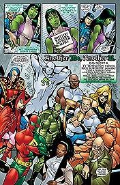 She-Hulk (2005-2009) #21