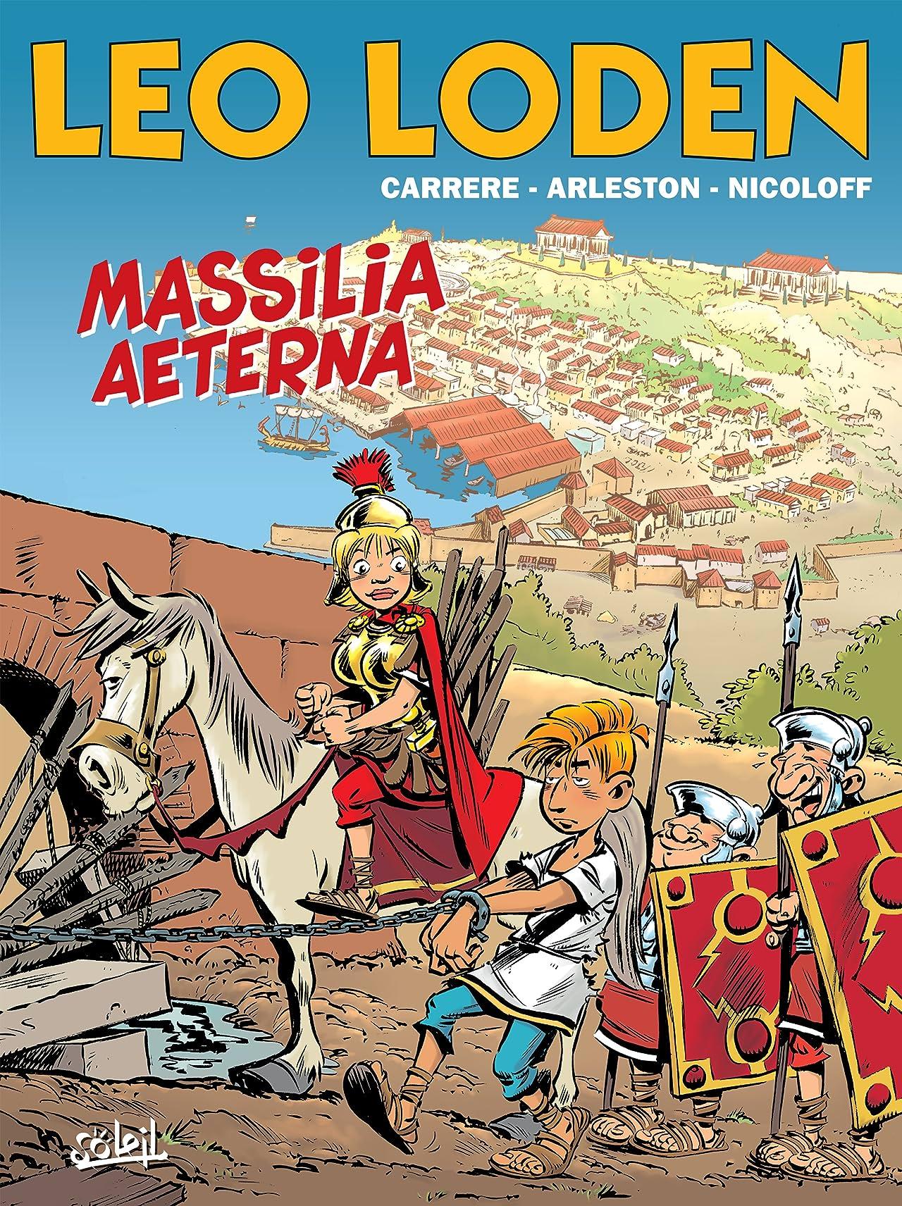 Léo Loden Vol. 25: Massilia Aeterna