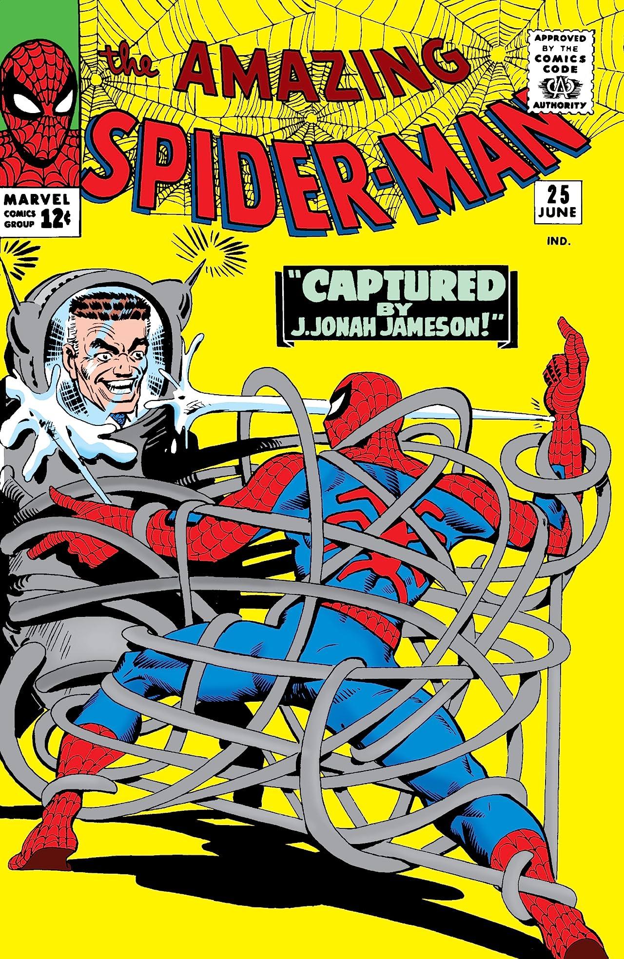 Amazing Spider-Man #025