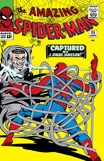 Amazing Spider-Man (1963-1998) #25