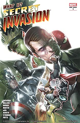 What If? Secret Invasion No.1