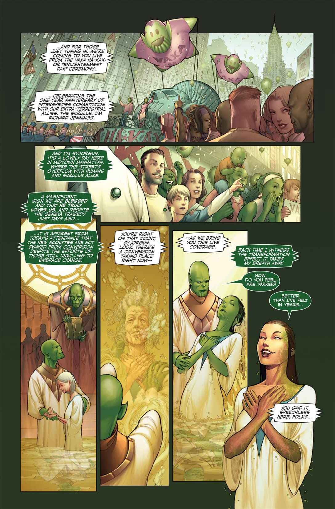 What If? Secret Invasion #1