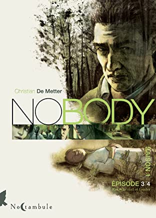 No body Saison 1 Vol. 3: Entre le ciel et l'enfer