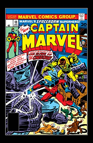 Captain Marvel (1968-1979) #48