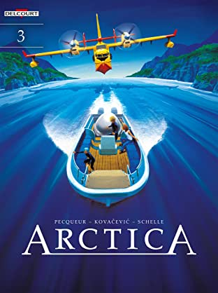 Arctica Vol. 3: The Prehistoric Passenger