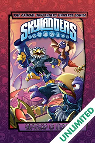 Skylanders: Spyro & Friends