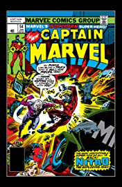 Captain Marvel (1968-1979) #54