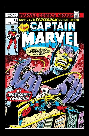 Captain Marvel (1968-1979) #56