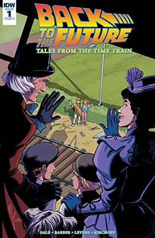 Back to the Future: Tales from the Time Train #1