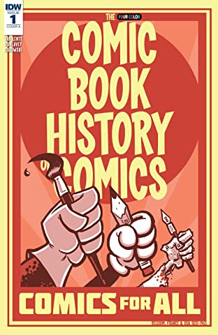 Comic Book History of Comics: Comics For All #1
