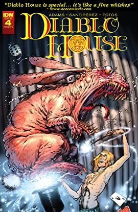 Diablo House #4